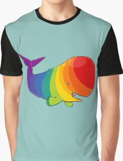 Homosexuwhale - no text Graphic T-Shirt