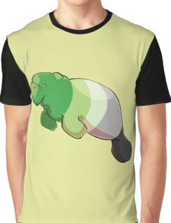 Aromanatee - no text Graphic T-Shirt