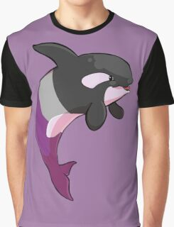 Asexuwhale - no text Graphic T-Shirt