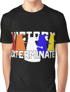 Victory of the Daleks Graphic T-Shirt