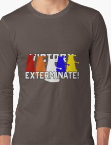 Victory of the Daleks Long Sleeve T-Shirt
