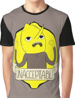 UNACCEPTABLE Graphic T-Shirt