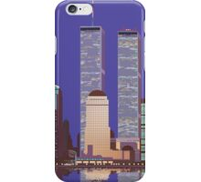 Memoirs of the World Trade Center iPhone Case/Skin
