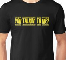 Taxi Driver De Niro Unisex T-Shirt