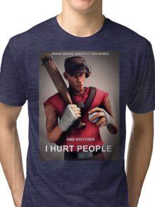 Team Fortress - Scout Tri-blend T-Shirt
