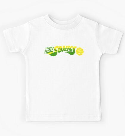 DEFUNCT - SUPER SONICS Kids Tee