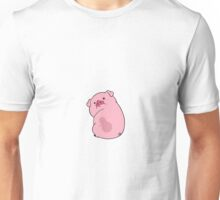 Waddles the Pig Unisex T-Shirt