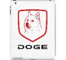 Doge Cars And Trucks iPad Case/Skin