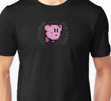 Kirby - Sprite Badge Unisex T-Shirt