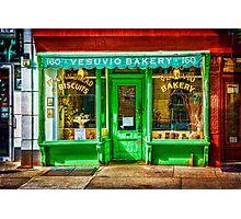 Soho Bakery Photographic Print