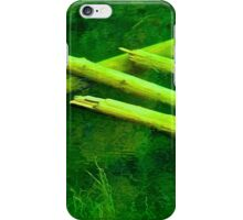 Pick Up Sticks iPhone Case/Skin