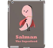 Salman, the Superfood iPad Case/Skin