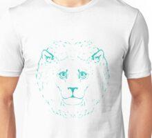 Lion head. Unisex T-Shirt