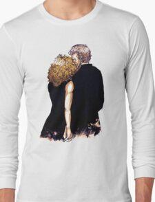 River/Twelve Sketch Long Sleeve T-Shirt
