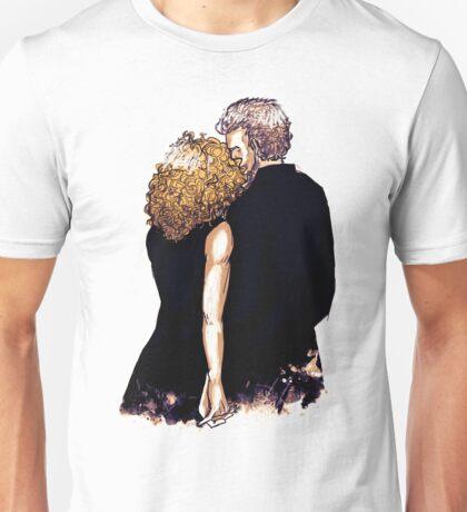 River/Twelve Sketch Unisex T-Shirt