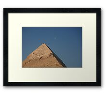 Pyramid Egypt Framed Print