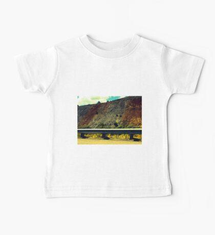 Montana landscape Baby Tee
