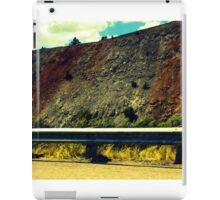 Montana landscape iPad Case/Skin