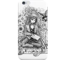 Muse, Take Heed! iPhone Case/Skin