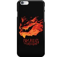 Smaug - The Dragon iPhone Case/Skin
