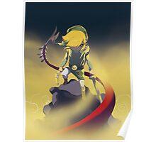 The Legend Of Zelda-Skyrule Poster