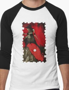 Cole Tarot Card Men's Baseball ¾ T-Shirt