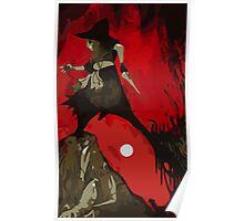 Cole Tarot Card Poster
