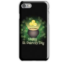 Happy Saint Patricks Day  iPhone Case/Skin