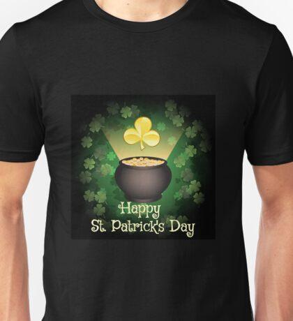 Happy Saint Patricks Day  Unisex T-Shirt