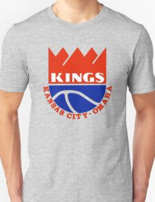 DEFUNCT - KANSAS CITY KINGS Unisex T-Shirt