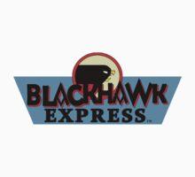 Blackhawk Express Kids Tee