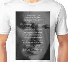 Luc de Vos leeft Unisex T-Shirt