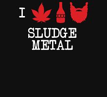 I Love Sludge Metal Unisex T-Shirt