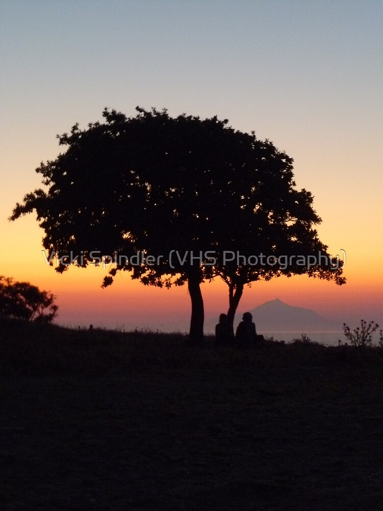 An African Sunset by Vicki Spindler (VHS Photography)