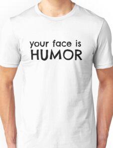 Funny Cool Joke Unisex T-Shirt