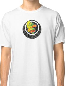 Abstract round sign Classic T-Shirt