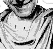 Bernie 2016 (Vintage Distressed Roman Bust) Sticker