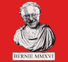 Bernie 2016 (Vintage Distressed Roman Bust) One Piece - Long Sleeve
