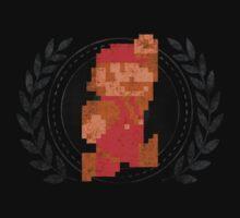 Super Mario - Sprite Badge 2 by garudoh
