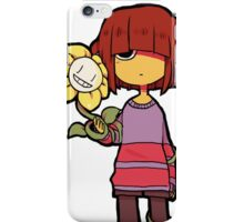 Frisk - Undertale iPhone Case/Skin
