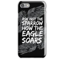 KILL LA KILL - Ask not the sparrow! iPhone Case/Skin