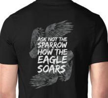 KILL LA KILL - Ask not the sparrow! Unisex T-Shirt