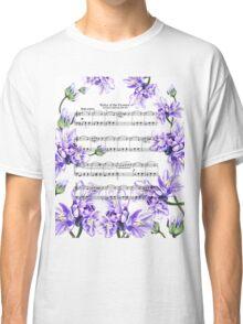 Waltz Of The Flowers Purple Dance Classic T-Shirt