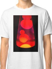 Lava Lamp Orange Classic T-Shirt