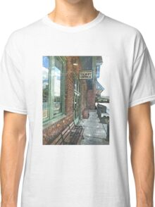 Historic Train Station Classic T-Shirt
