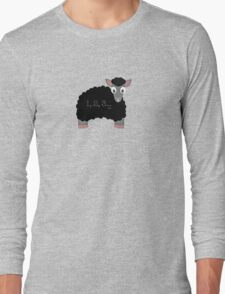 Have you any Wool? Long Sleeve T-Shirt