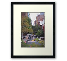 Chelsea, NYC Framed Print