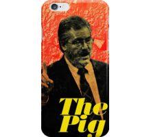 Ken Kratz - The Pig iPhone Case/Skin