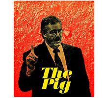 Ken Kratz - The Pig Photographic Print