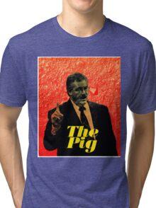 Ken Kratz - The Pig Tri-blend T-Shirt